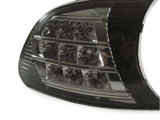 2002 2006 BMW E46 M3 LCI WHITE LED SMOKED CORNER LIGHTS