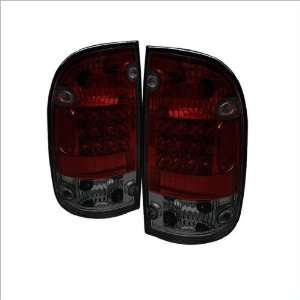 Spyder LED o / Altezza Tail Lights 01 03 Toyota Tacoma Automotive