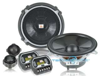 JBL GTO508C 330W MAX 2 WAY 5.1/4 COMPONENT CAR STEREO PANEL SPEAKERS