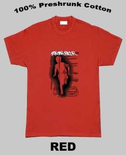 box car racer punk rock red t shirt