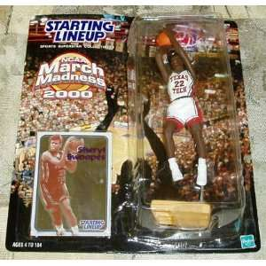 NCAA Sheryl Swoopes Texas Tech March Madness 2000 Figure