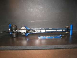 2011 Brandon Bernstein Copart NHRA Top Fuel Dragster 1/24   Action