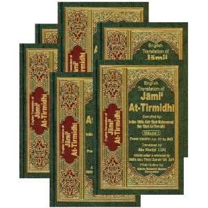 Vol. Set) Muhammad ibn Isa ibn Surah At Tirmidhi (209 279AH) Books