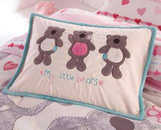This listing is for a cot bed duvet cover & pillowcase. For the other