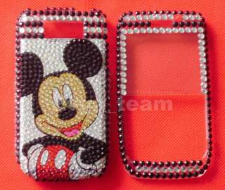 New Disney Mickey mouse Bling Case Cover For Nokia E72
