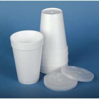 Medline Styrofoam Cup Cups Foam 16 oz x 1000
