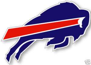 Buffalo Bills   NFL Logo wall,window,sticker,decal