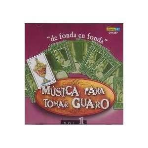 Musica Para Tomar Guaro Vol.2 Varios Artistas Music