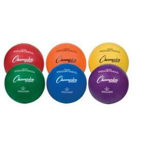 Champion Sports Rubber Volleyball Set Toys & Games