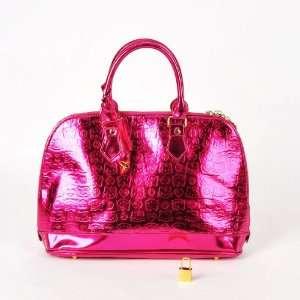 Hello Kitty Shopping Shoulder Bag Handbag w/ Lock Baby
