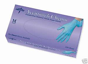 Accutouch Chemo PF Nitrile Medical/Dental Exam Gloves