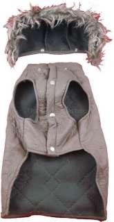 Dog Apparel PC078 Sweater Jacket Pup Pet Clothes WINTER