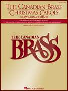 Canadian Brass Christmas Carols French Horn Music Book