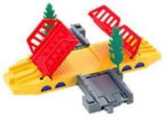 TOMY Plarail Town J 13 Road & Rail Crossing Drawbridge