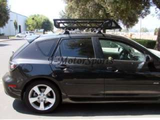 Roof Rack Sport Cargo Carrier Car Top Luggage Basket