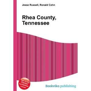 Rhea County, Tennessee Ronald Cohn Jesse Russell Books