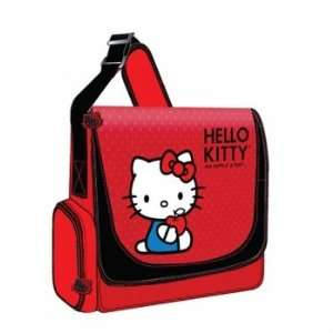 Vertical Messenger Style Laptop Case By HELLO KITTY