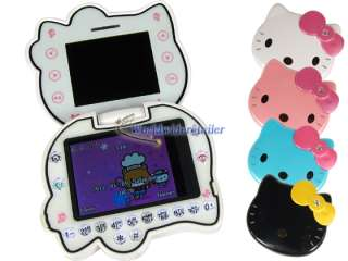 Hello KItty Mobile cell phone I908 2.2 Touch Screen Dual Sim Unlocked