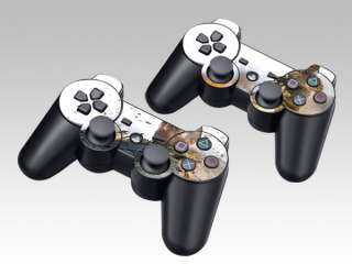 Sonic Sticker Skin Cover For Sony PS3 Slim Controller