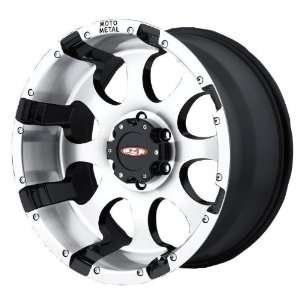 Moto Metal Series MO955 Gloss Black Machined Wheel (16x8/8x6.5)