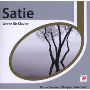 Satie Obras Para Piano Philippe Entremont Music