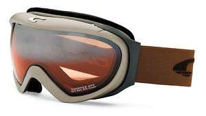CARRERA CHOPPER Ski Snowboard Goggles Moon Grey Mat/GPS