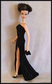 HANDMADE Custom Clothes Fashion GOWN + PURSE + JEWELRY 4 SILKSTONE