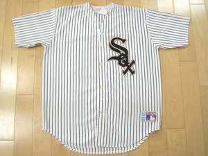MLB 80s vtg CHICAGO WHITE SOX melido perez JERSEY shirt CCM #33