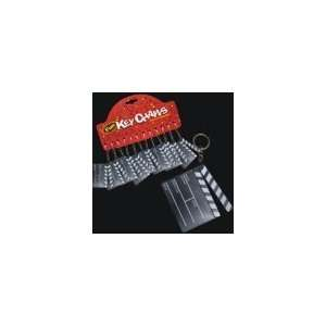 Hollywood Clapboard Keychains