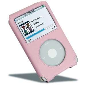 Covertec Luxury Pouch Case for iPod Video   Baby Pink