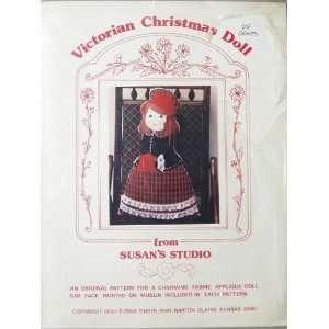 com Victorian Christmas Doll from Susans Studio Susan Tinker Books