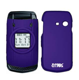 for Casio GzOne Ravine Purple Hard case+2x Chargers 738435318420