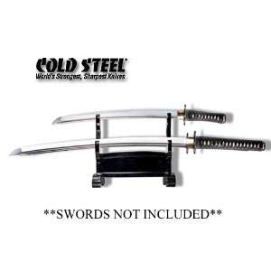 Cold Steel Sword Display Stand