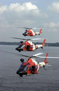 Coast Guard recently unveiled its new MH 68 Mako helicopter which is