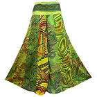 BOHO HIPPIE COLOURFUL WIDE LEG LONG GAUCHO PANTS EA824