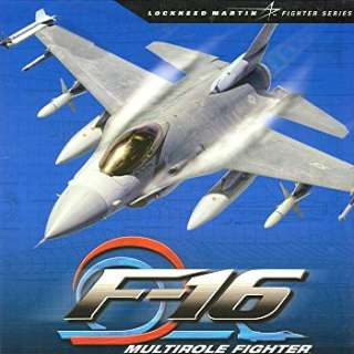 PC CD night operations jet combat flight simulation game