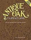 Antique Oak Furniture by Conover Hill (1999 Values) New