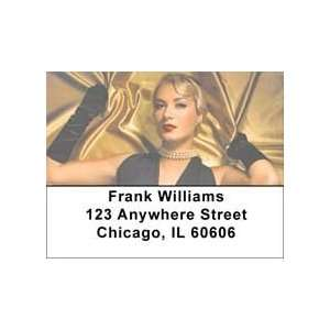 In Sexy Marilyn Monroe Style Address Labels Office
