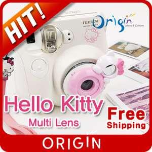 Hello Kitty Close Up Multi Lens Self Shot mirror for Fuji Instax Mini7