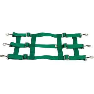 Nylon Stall Guard   Green