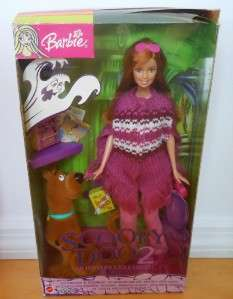 Scooby Doo Daphne Barbie~Monsters Unleashed~The Great Amusement Park