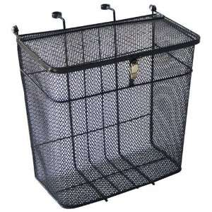 Rear Basket w/ Lid for CTM Power Chair