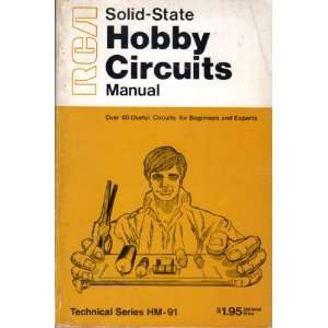 RCA Solid State Hobby Circuits Manual RCA Books