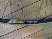 Vintage Shimano Sante Road Bike wheel set Campagnolo Omega 700c