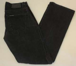 Womens Harley Davidson Black Jeans 4 R Boot Cut
