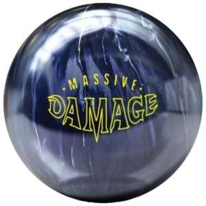 14lb Brunswick Massive Damage Bowling Ball. NEW