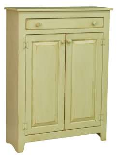 Amish Kitchen Pie Safe Solid Wood Country Jelly Cupboard Storage