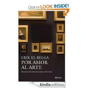 Por amor al arte Memorias del ladrón más famoso del mundo (Spanish