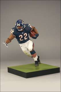 Mcfarlane NFL Series 22 Figure Matt Forte Chicago Bears Blue Jersey