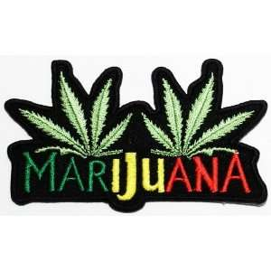 SALE Cheap 2 x 3.5 Reggae Cannabis Marijuana Clothing Jacket Shirt